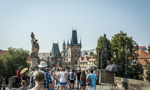 Free Tours In Prague Czech Republic FREETOURcom - A walking tour of prague 15 historical landmarks
