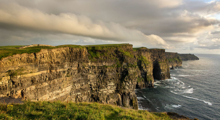 Cliffs of Moher Tour from Dublin Provided by Finn McCools Tours