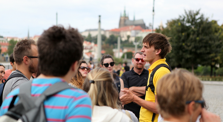 Royal Walk Free Tour Provided by Discover Prague Tours