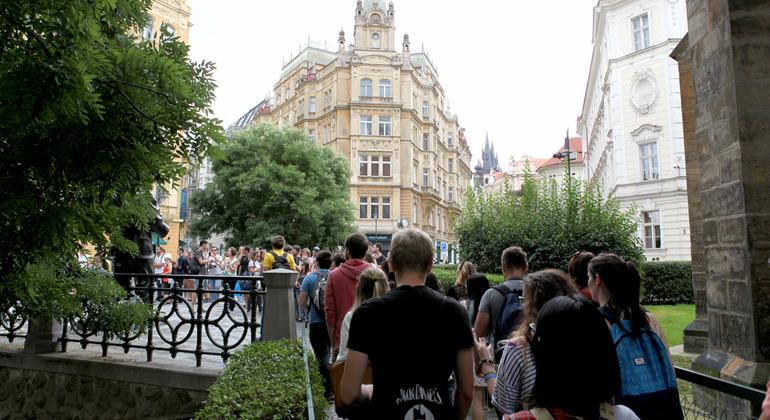 Royal Walk Free Tour Czech Republic — #5