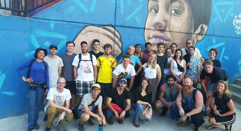 Graffiti Free Zippy Walking Tour Comuna 13 Colombia — #39