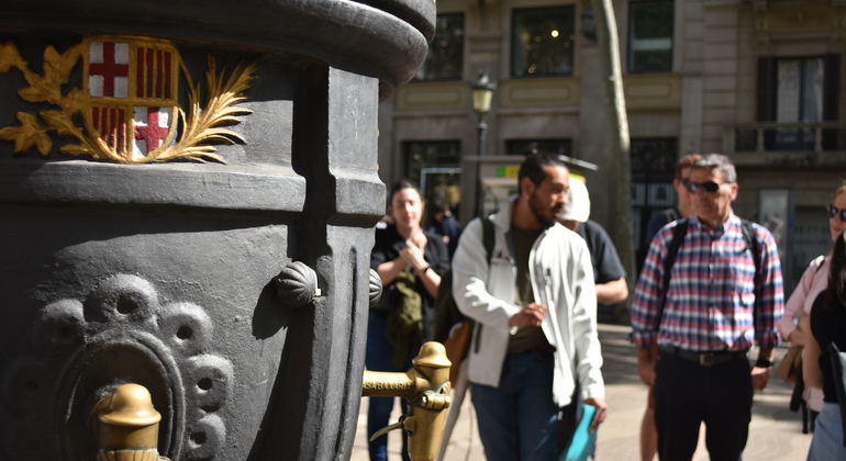 Journey Through Gothic Quarter Free Tour Spain — #6