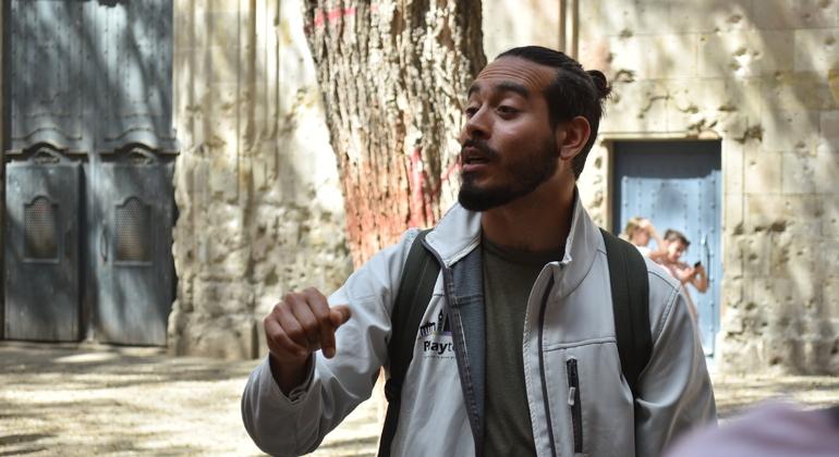 Journey Through Gothic Quarter Free Tour Spain — #8