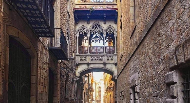 Journey Through Gothic Quarter Free Tour Spain — #5