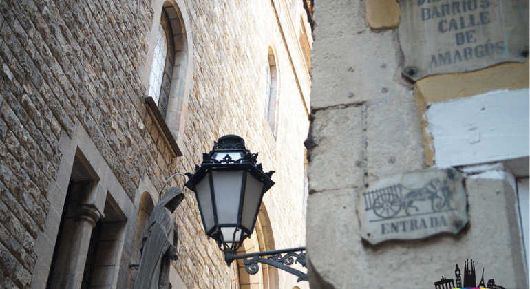 Journey Through Gothic Quarter Free Tour Spain — #13