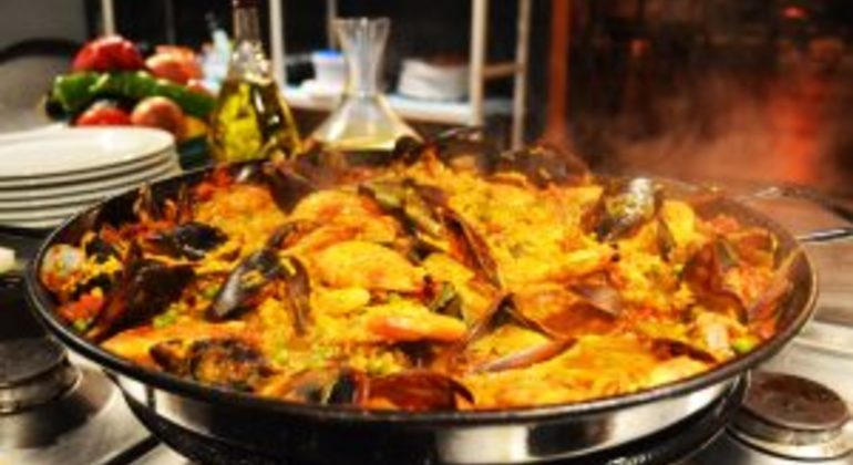 3-Hour Spanish Cooking Experience & Paella Course Spain — #1