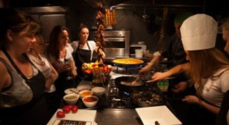 3-Hour Spanish Cooking Experience & Paella Course Spain — #8