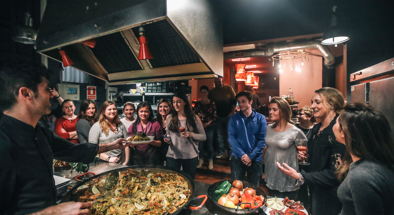 3-Hour Spanish Cooking Experience & Paella Course Spain — #3