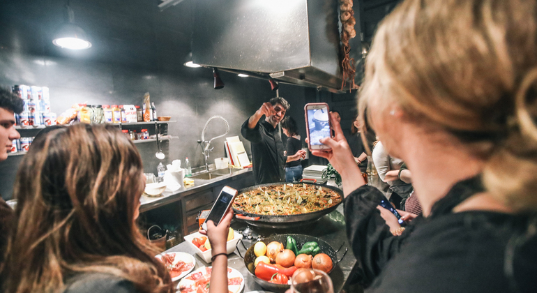 3-Hour Spanish Cooking Experience & Paella Course Spain — #10