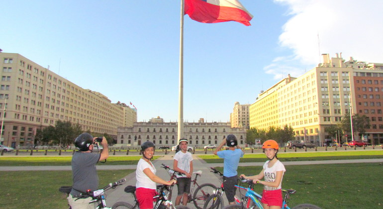 Santiago Cultural Bike Tour Provided by Huaso Tours & Bike Rental