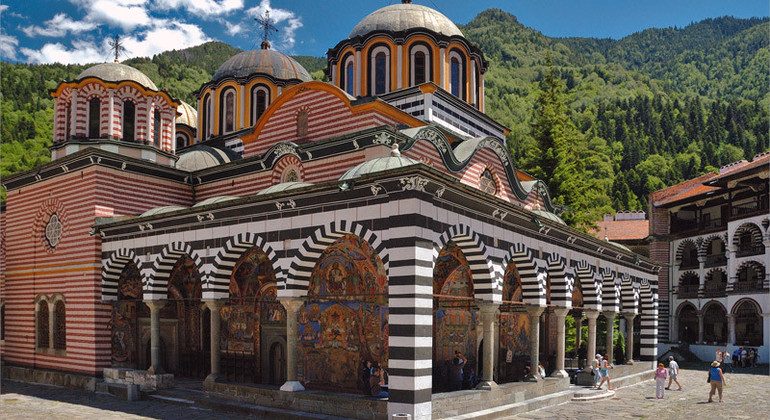 Rila Monastery Shuttle Tour - Day Trip Provided by V travel