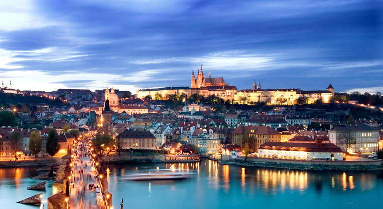 Tour del Castillo de Praga Czech Republic — #1