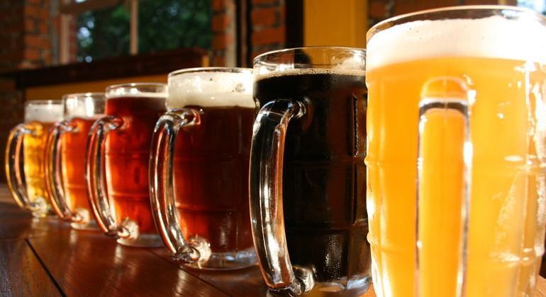 Tour de la Cerveza en Praga Czech Republic — #1