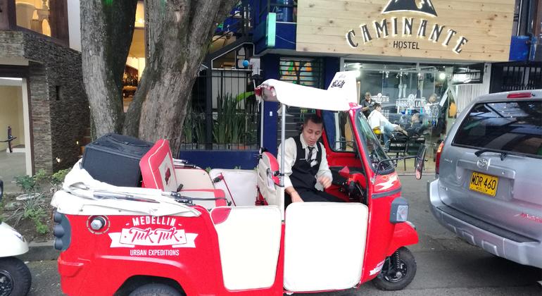 Medellin Tuk Tuk City Tour Provided by Medellin Tuk Tuk City Tours
