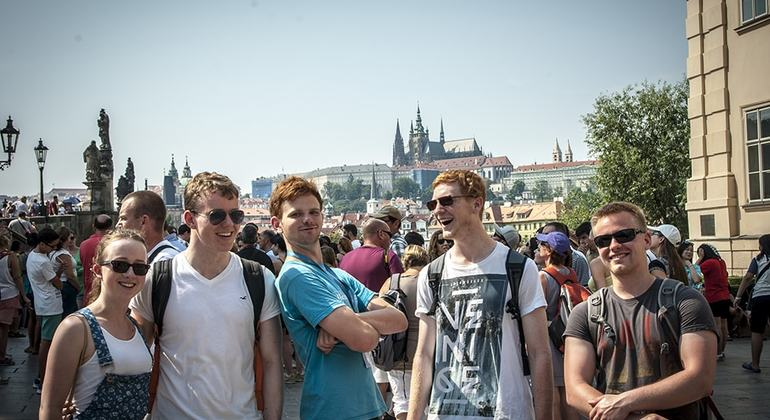 Free Prague Castle Tour Czech Republic — #3