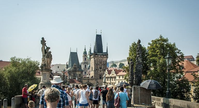 Free Prague Castle Tour Czech Republic — #6