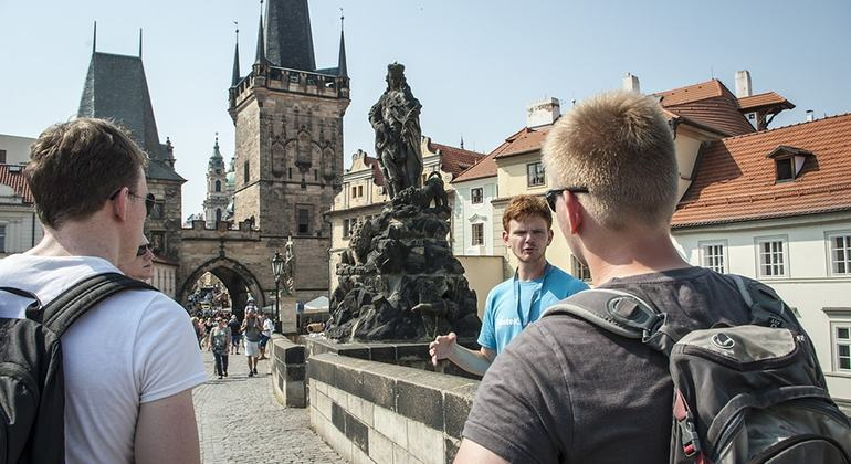 Free Prague Castle Tour Provided by Generation Tours