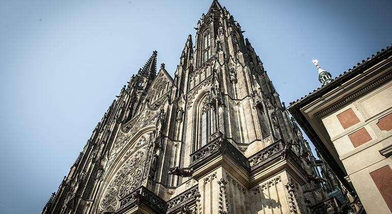Free Prague Castle Tour Czech Republic — #13