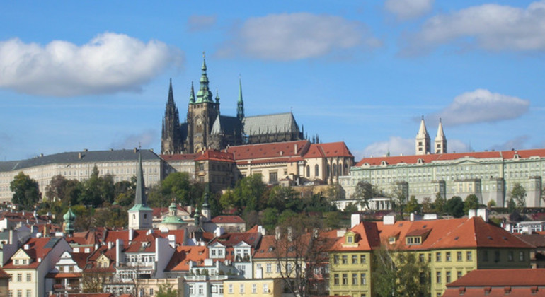 Free Prague Castle Tour Czech Republic — #37