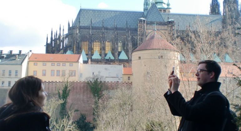 Free Prague Castle Tour Czech Republic — #38