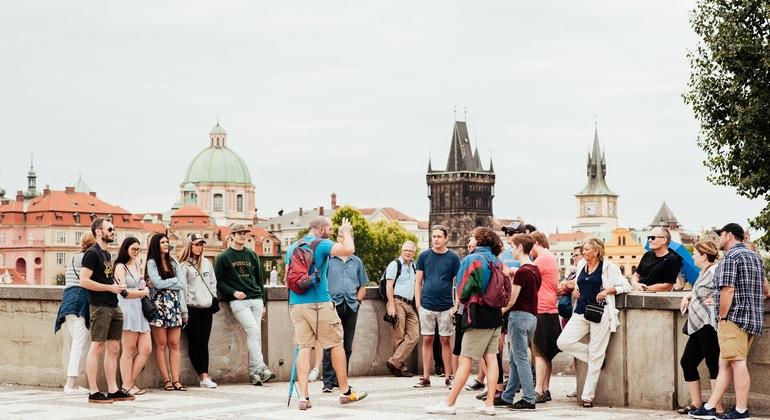 Free Prague Castle Tour Provided by Generation Tours Prague
