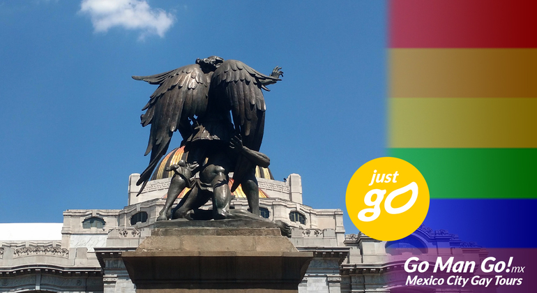 Part 1 Gay History & Main Monuments Mexico City Provided by Go Man Go! Mexico Tours