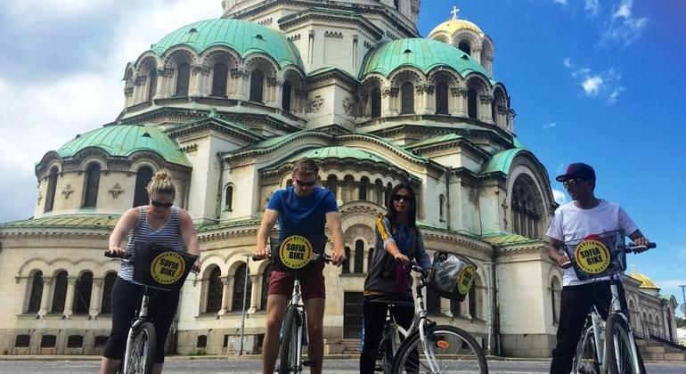 Free Sofia Bike Tour Provided by Sofia Green Tour