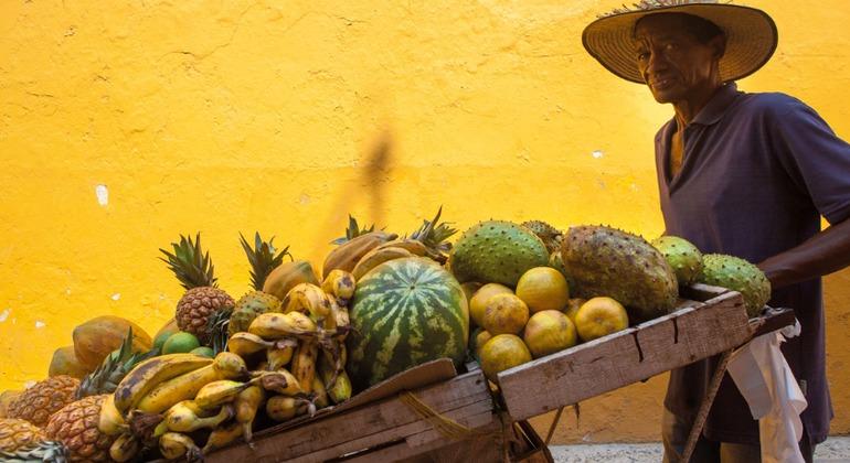 Cartagena Street Food Walking Tour Provided by Juan Ballena