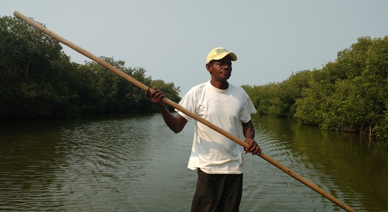 Fishing Tour In La Boquilla from Cartagena Provided by Juan Ballena