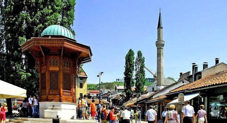 Sarajevo Walking Tour Provided by Invicta Travel Sarajevo
