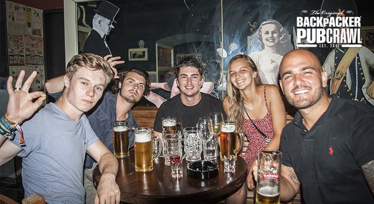 Pub Crawl Prague República Checa — #28