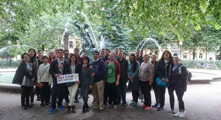 Free City Tour Stockholm Provided by Free Tour Stockholm AB