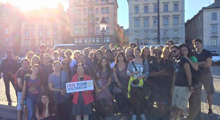 Free Stockholm Old Town Tour Provided by Free Tour Stockholm AB