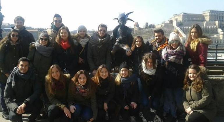 Free Red Budapest Tour Hungary — #11