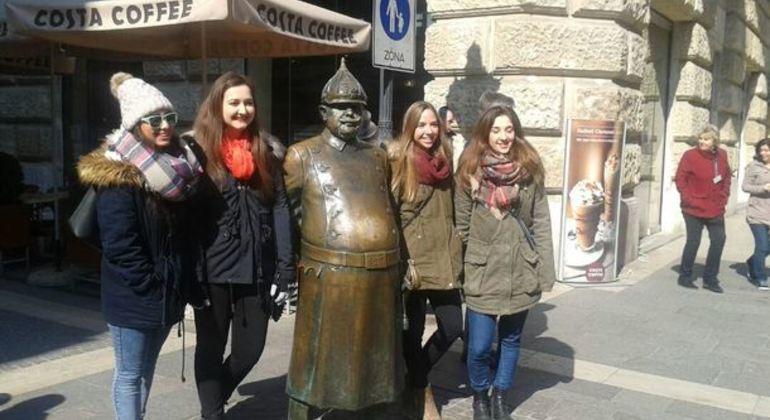 Free Red Budapest Tour Hungary — #14