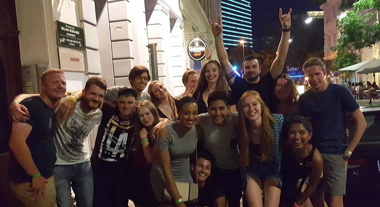 Vienna Nights Pub Crawl Operado por International Pub Crawl Vienna