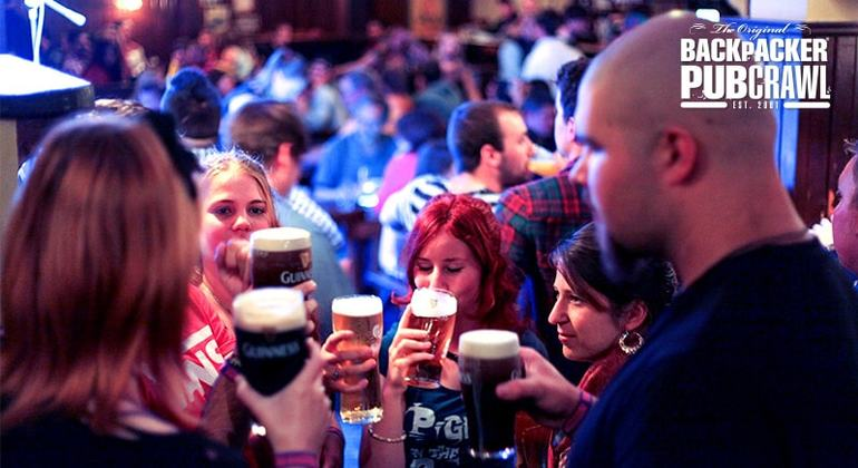 Pub Crawl Dublin Ireland — #17