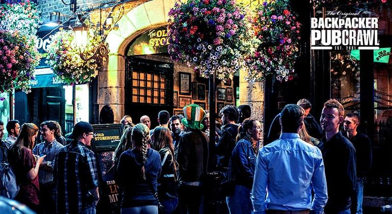 Pub Crawl Dublin Ireland — #22