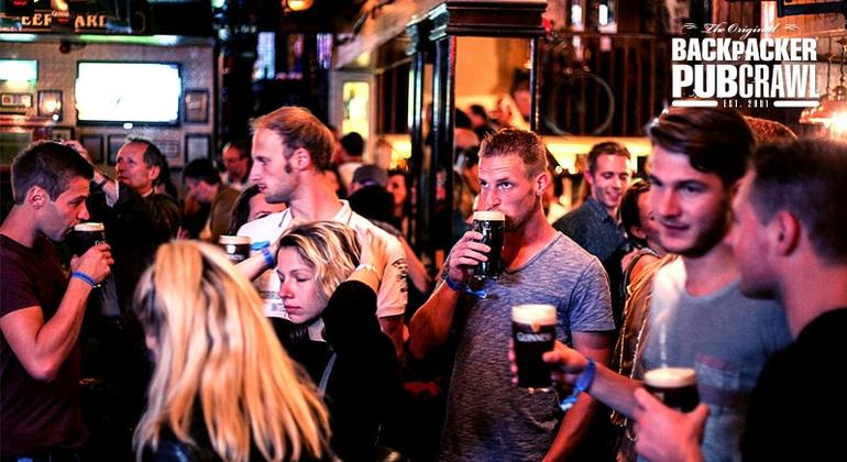Pub Crawl Dublin Ireland — #37