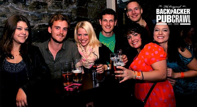 Pub Crawl Dublin Ireland — #1