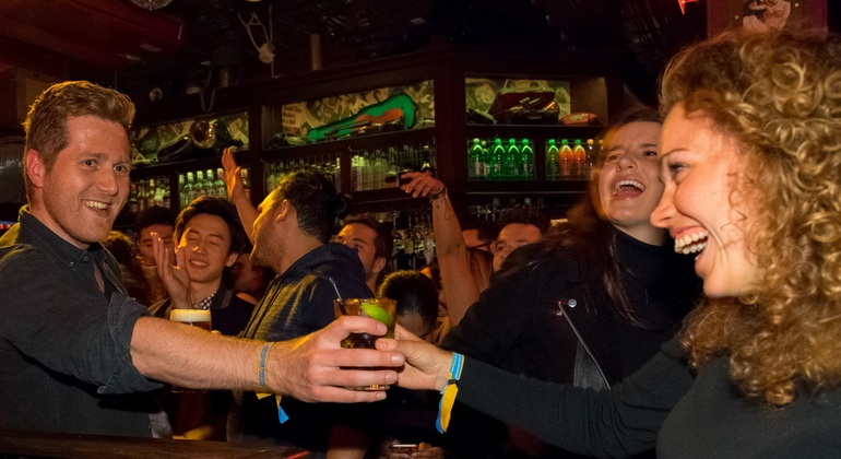 Generation Pub Crawl Dublin Provided by Generation Tours Dublin