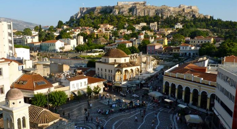 Alternative Free Walking Tour of Athens in Small Groups Greece — #9