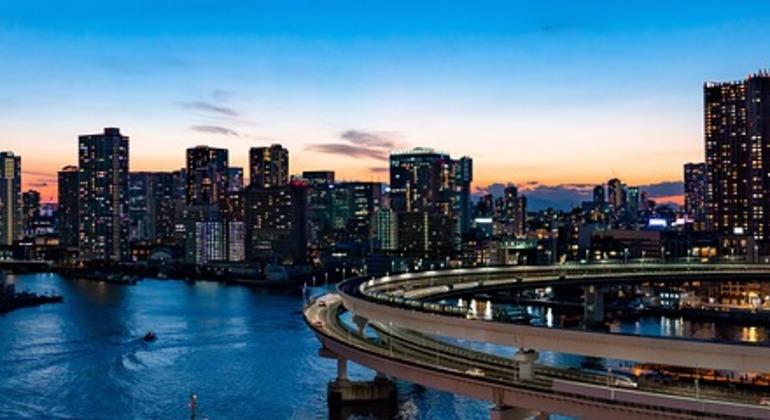 Tokyo Night Bike Tour Japan — #3