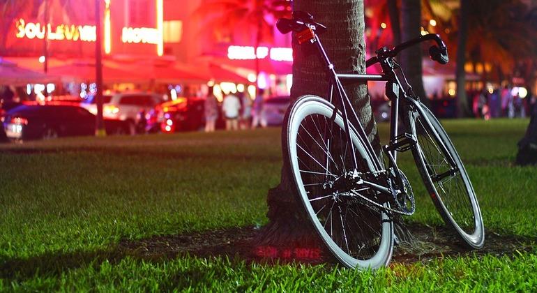 Tokyo Night Bike Tour Japan — #1