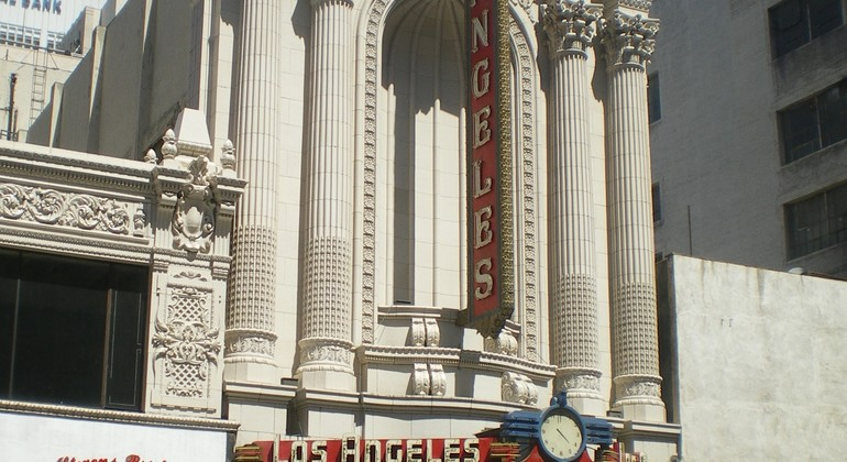 Historical Los Angeles Free Tour USA — #1