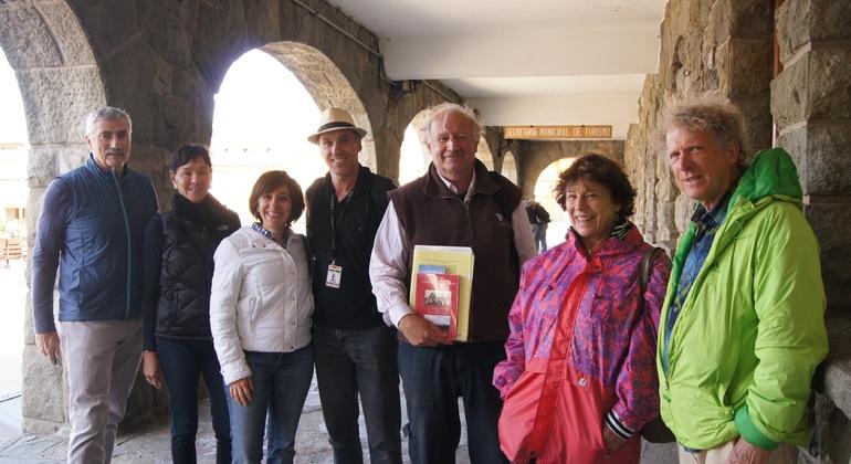 Bariloche German Footprint Walking Tour Provided by Bariloche Stories Walking Tours