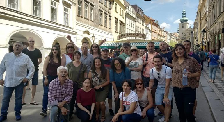 Free Tour Praga Imprescindible: Ciudad Vieja y Barrio Judío Provided by 3btours