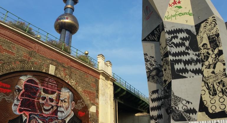 Vienna's Street Art Tour Austria — #3