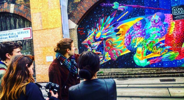 Vienna's Street Art Tour Austria — #2