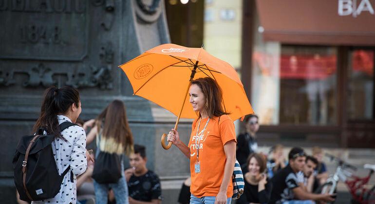 Free Spirit Walking Tour Zagreb Croatia — #3
